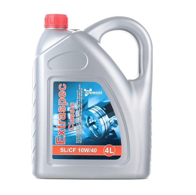 Qualitäts Öl von SPECOL 5905840782114 10W-40, 4l