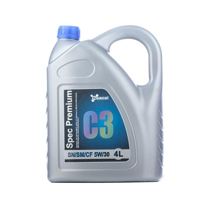 Qualitäts Öl von SPECOL 5905840787539 5W-30, 4l, Synthetiköl