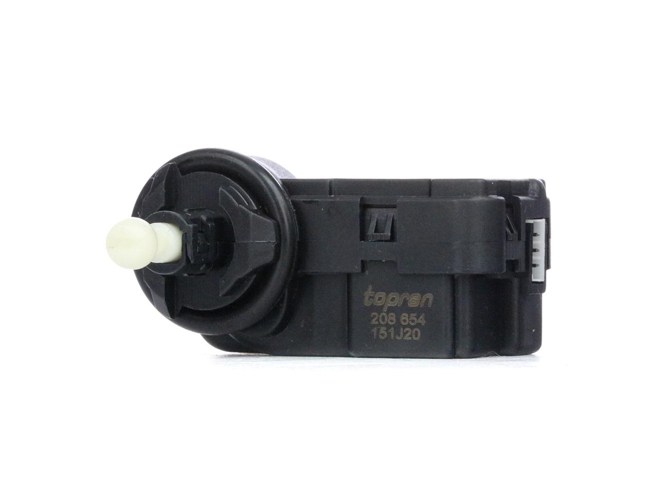 Stellmotor Leuchtweitenregulierung 208 654 Opel CORSA 2018