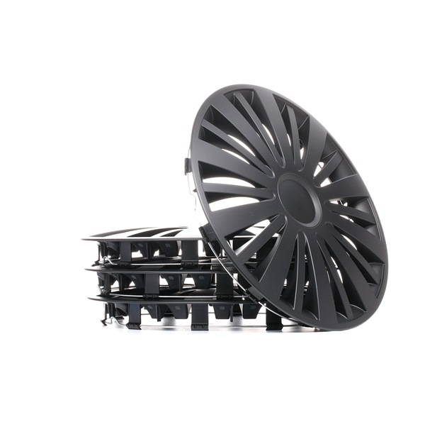 VEGAS CZ 15 Hubcaps Black, 15Inch from LEOPLAST at low prices - buy now!