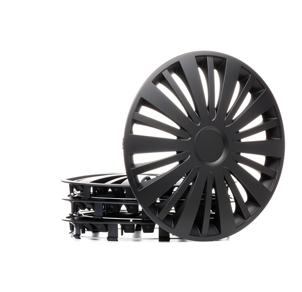 VEGAS CZ 16 Hubcaps Black, 16Inch from LEOPLAST at low prices - buy now!