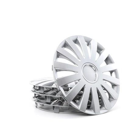 WIND 16 Fälgsidor silver, 16 tum från LEOPLAST till låga priser – köp nu!