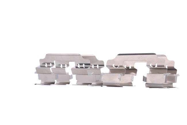 Zubehörsatz, Scheibenbremsbelag 109-1648 Modus / Grand Modus (F, JP) 1.2 75 PS Premium Autoteile-Angebot