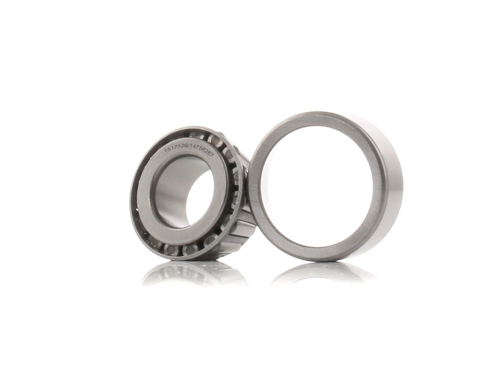 654W1120 RIDEX Radlagersatz für MERCEDES-BENZ T2/L jetzt kaufen