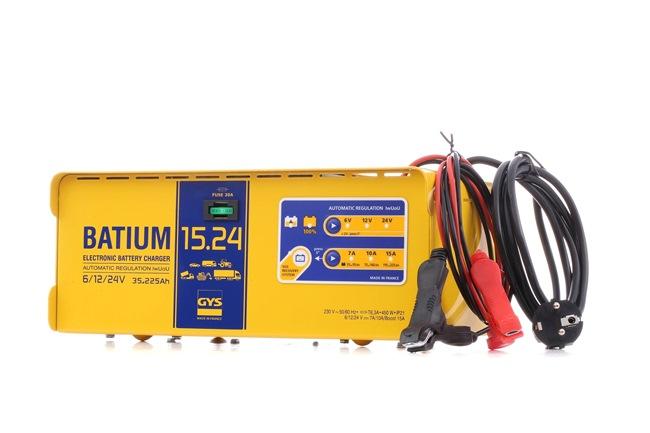 024526 Batteriladdare AGM GYS