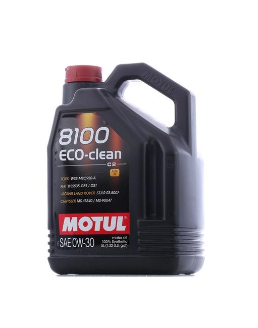 economico 0W30 Olio motore - 3374650257877 di MOTUL comprare online