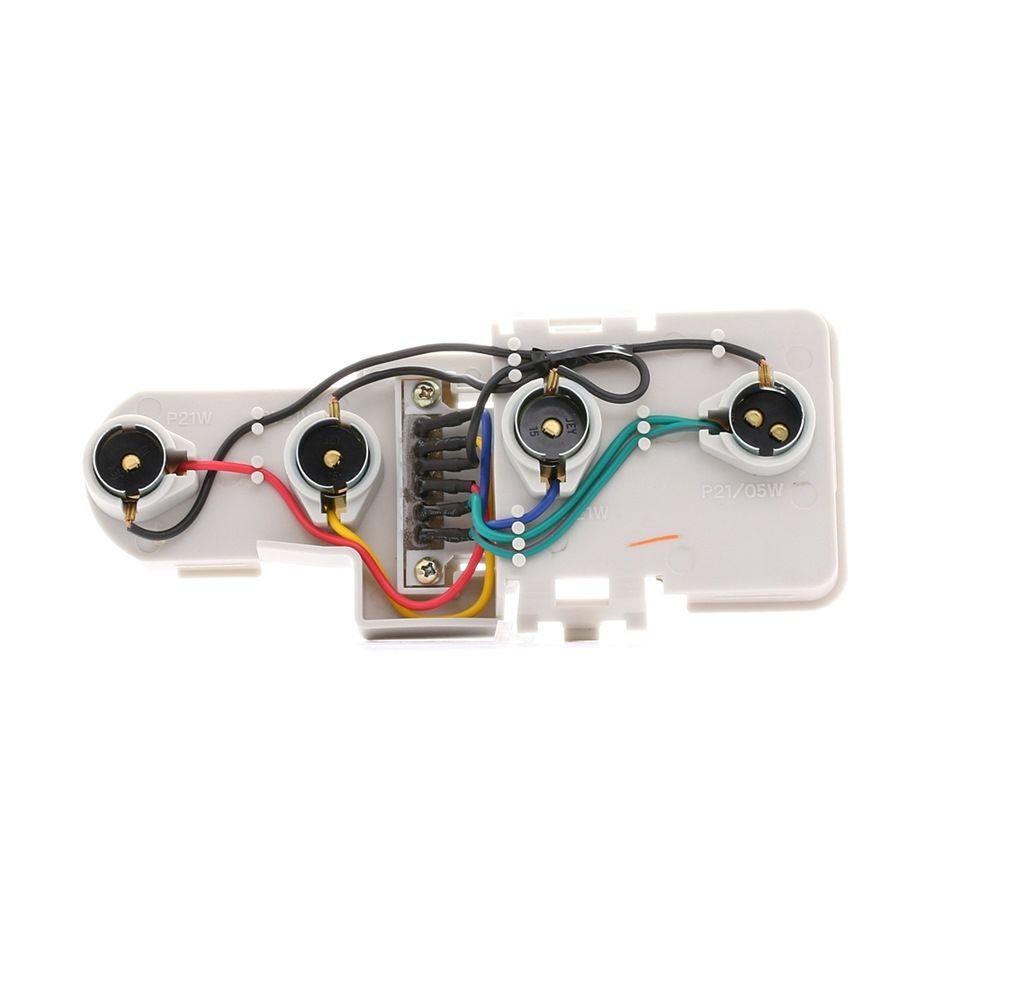 Componenti luce posteriore 11-0463-1 TYC — Solo ricambi nuovi