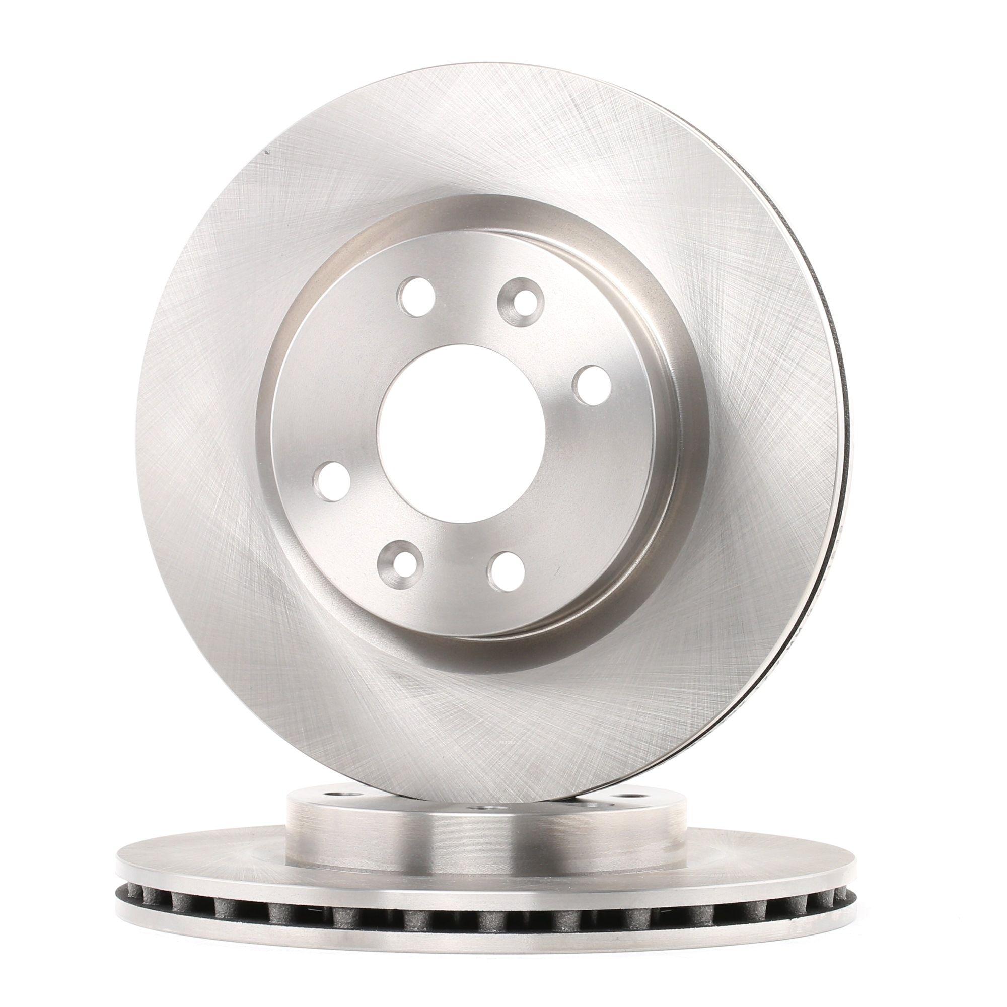 Origine Disque de frein FERODO DDF1096 (Ø: 259mm, Nbre de trous: 4, Épaisseur du disque de frein: 21mm)