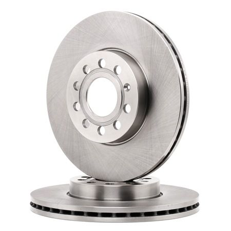Brake Disc DDF1218 — current discounts on top quality OE 1K0615301K spare parts