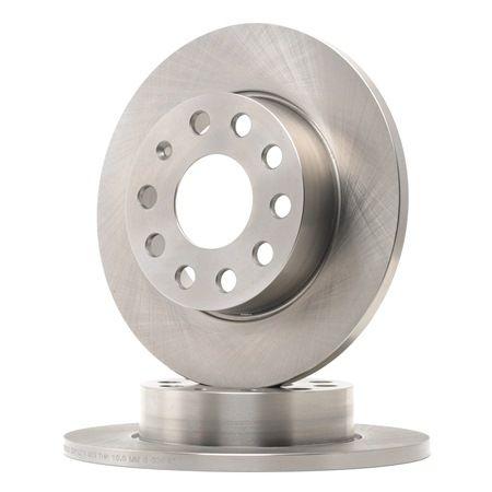 Bremsscheibe DDF1276 — aktuelle Top OE 1K0615601AC Ersatzteile-Angebote