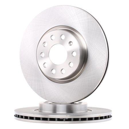 Disco de freno DDF1305 — Mejores ofertas actuales en OE 8V0 698 302 B repuestos de coches