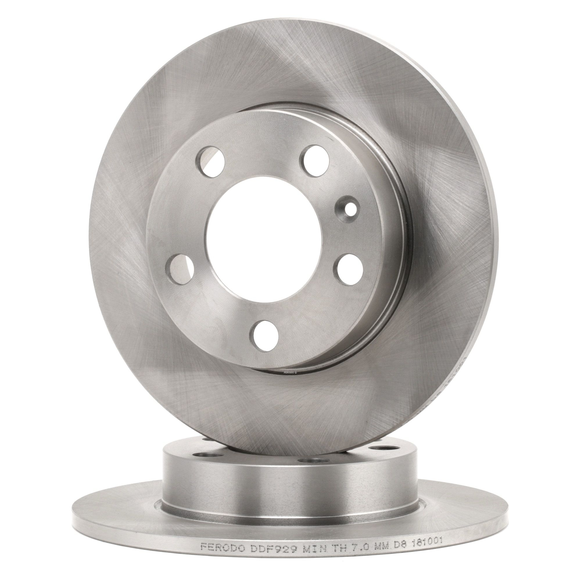 Achetez Disque de frein FERODO DDF929 (Ø: 232mm, Nbre de trous: 5, Épaisseur du disque de frein: 9mm) à un rapport qualité-prix exceptionnel