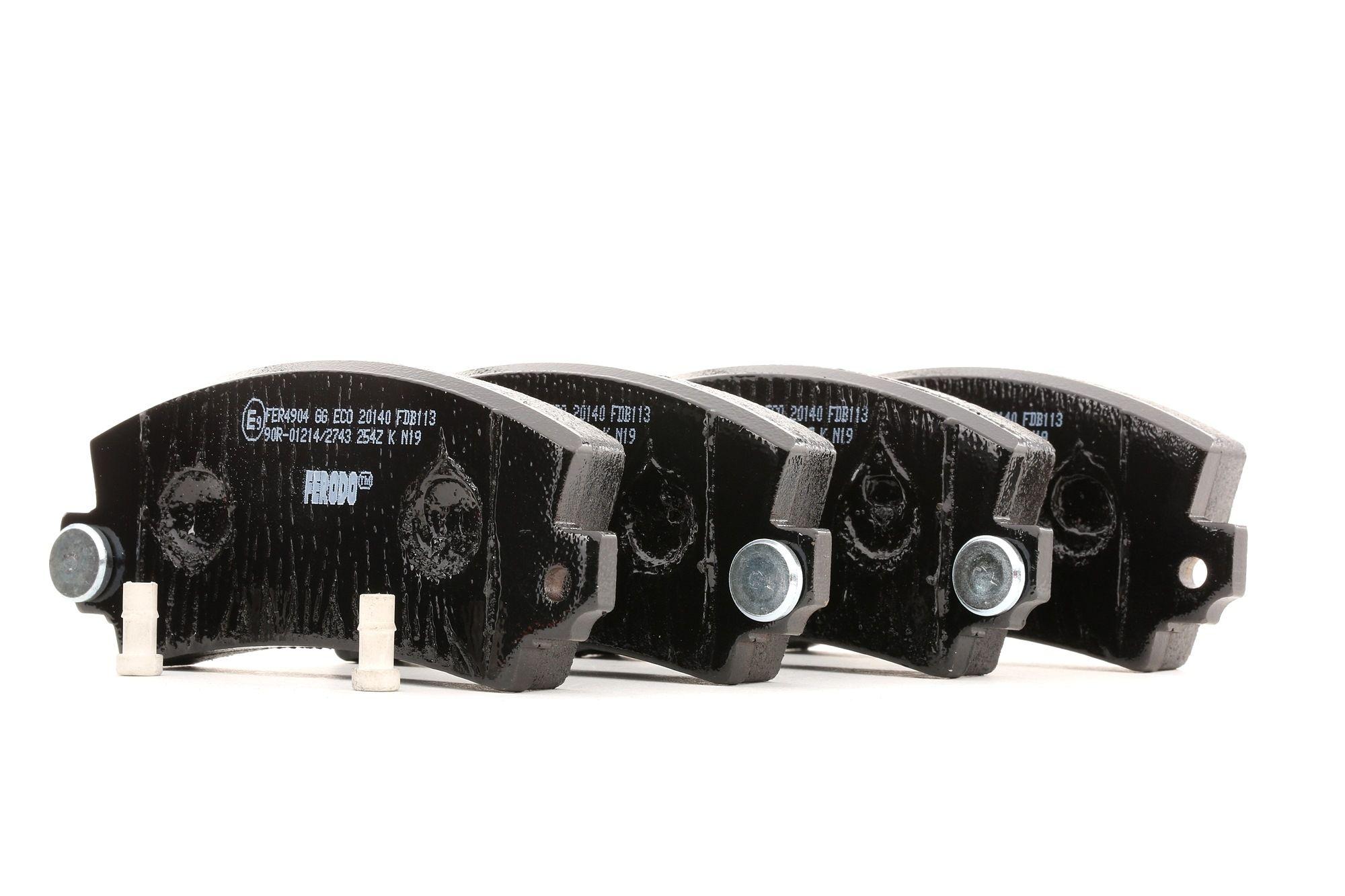 Achetez Freinage FERODO FDB113 (Hauteur 1: 49mm, Épaisseur: 15mm) à un rapport qualité-prix exceptionnel