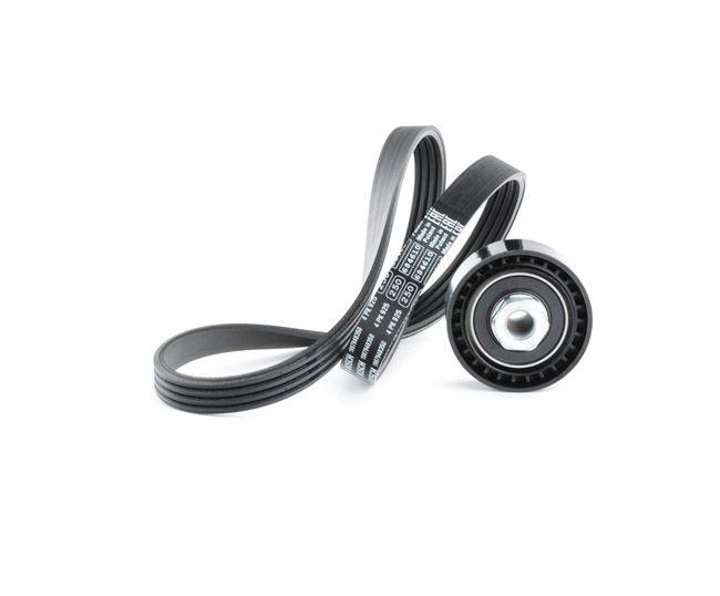 Keilrippenriemensatz 542R0497 Clio II Schrägheck (BB, CB) 1.2 16V 75 PS Premium Autoteile-Angebot