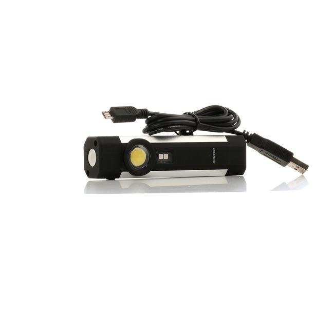 KUNZER PL-031 Arbeitsleuchten 3.6V, 112mm, 27mm, Lampenart: LED, mit USB-Kabel, mit Mini-USB-Stecker, magnetisch reduzierte Preise - Jetzt bestellen!
