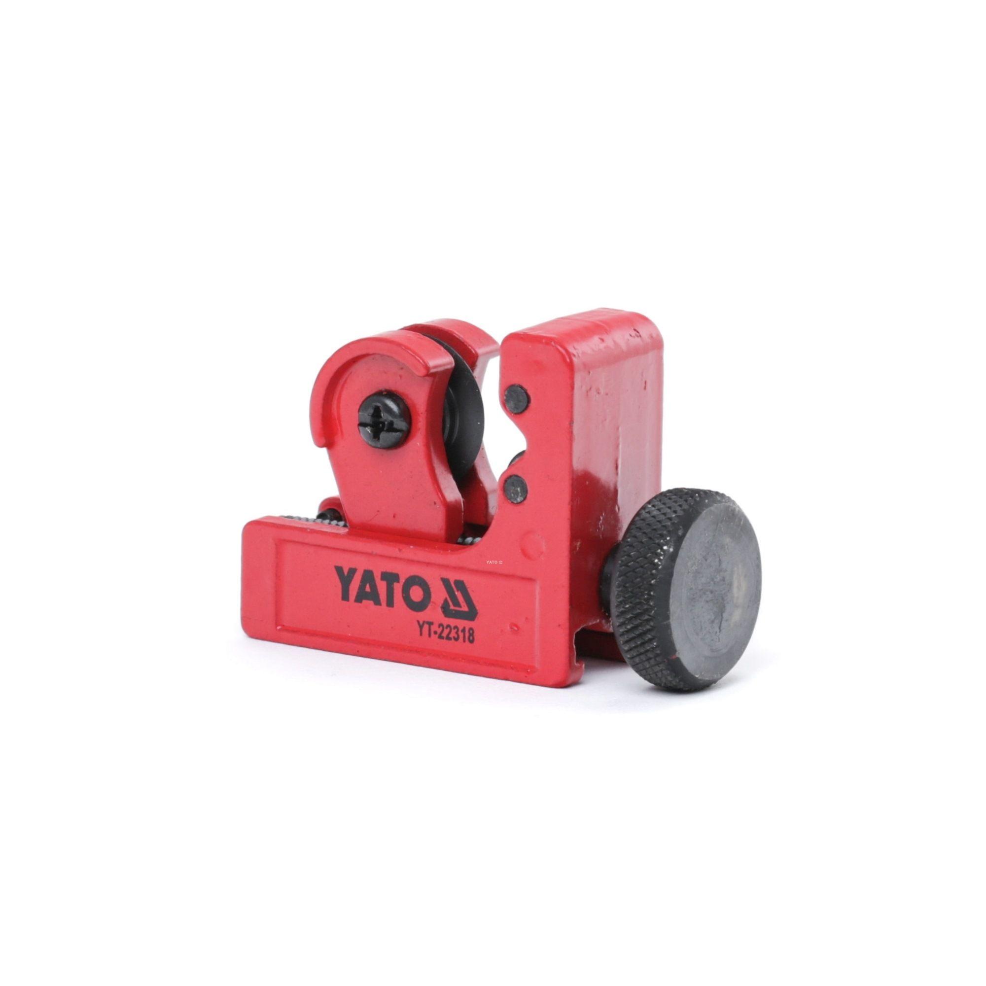 YT-22318 YATO Rohr-Ø bis: 22mm, Rohr-Ø von: 3mm Rohrschneider YT-22318 günstig kaufen