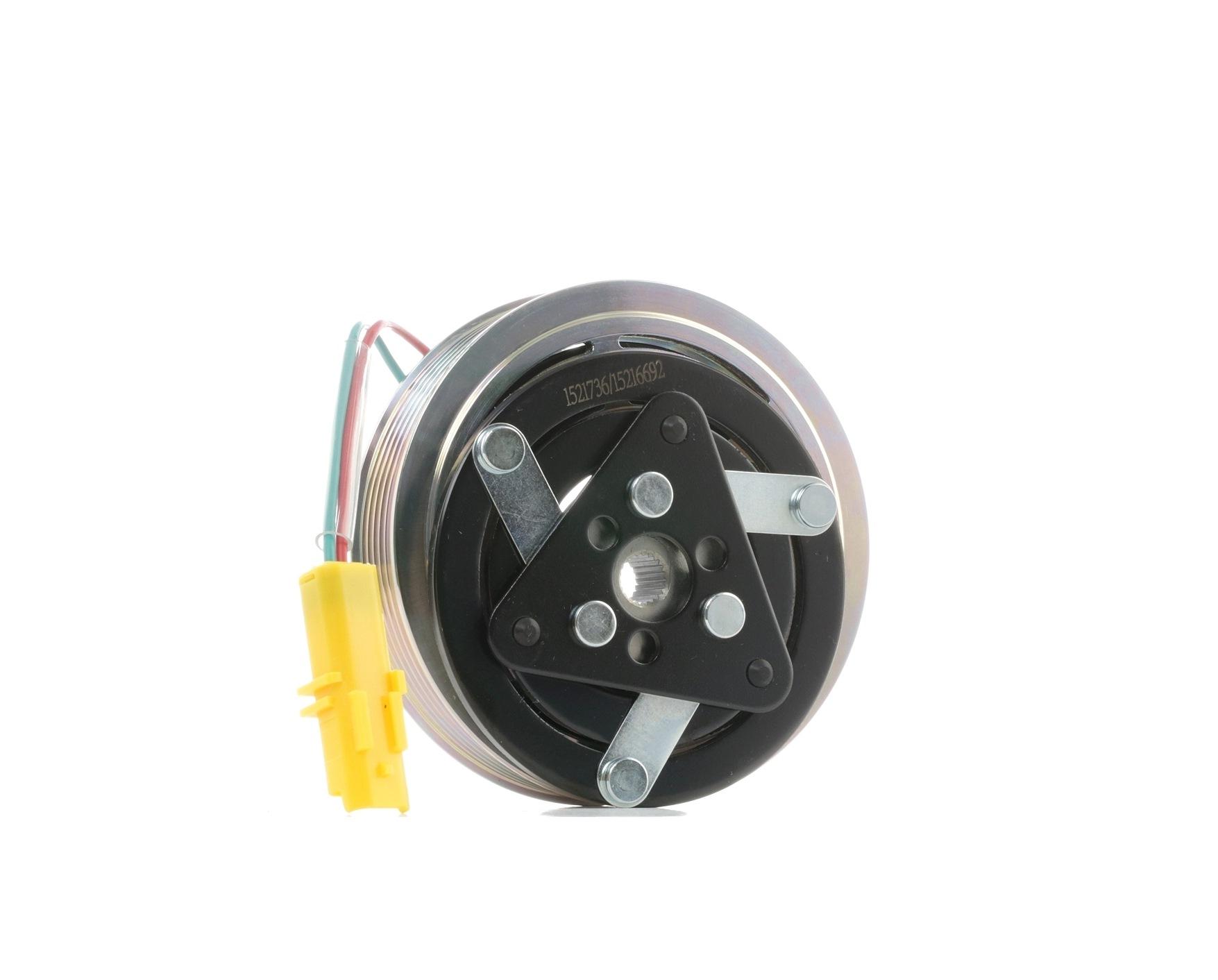Origine Embrayage de climatisation RIDEX 2914C0003 ()