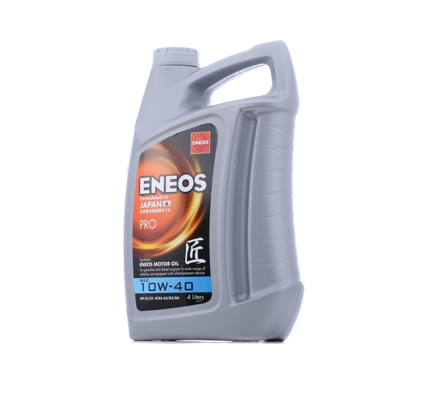 Motorenöl ENEOS 63580799