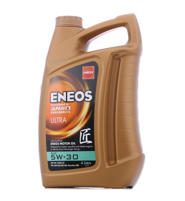 Original ENEOS Motorenöl 5060263581482 5W-30, 4l, Synthetiköl