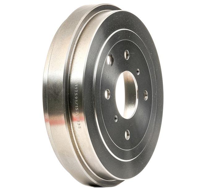 STARK: Original Bremstrommel SKBDM-0800231 (Felge: 4-loch)