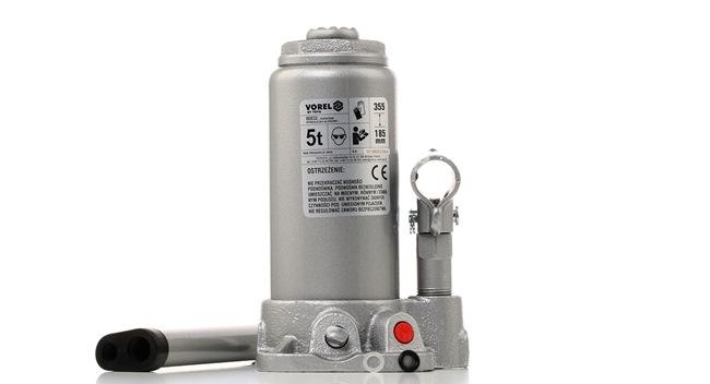 80032 Cric 5t, idraulico, SUV, Cric a bottiglia del marchio VOREL a prezzi ridotti: li acquisti adesso!