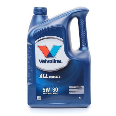 Original Valvoline Motoröl 8710941021638 5W-30, 5l, Synthetiköl