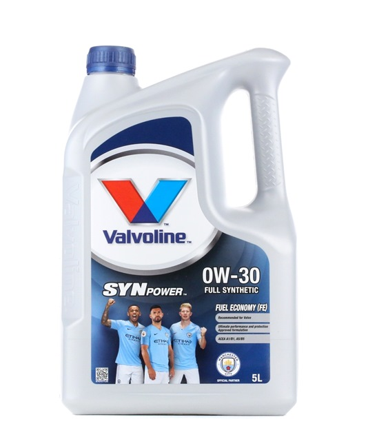 originali Valvoline Olio per auto 8710941023137 0W-30, 5l, Olio sintetico