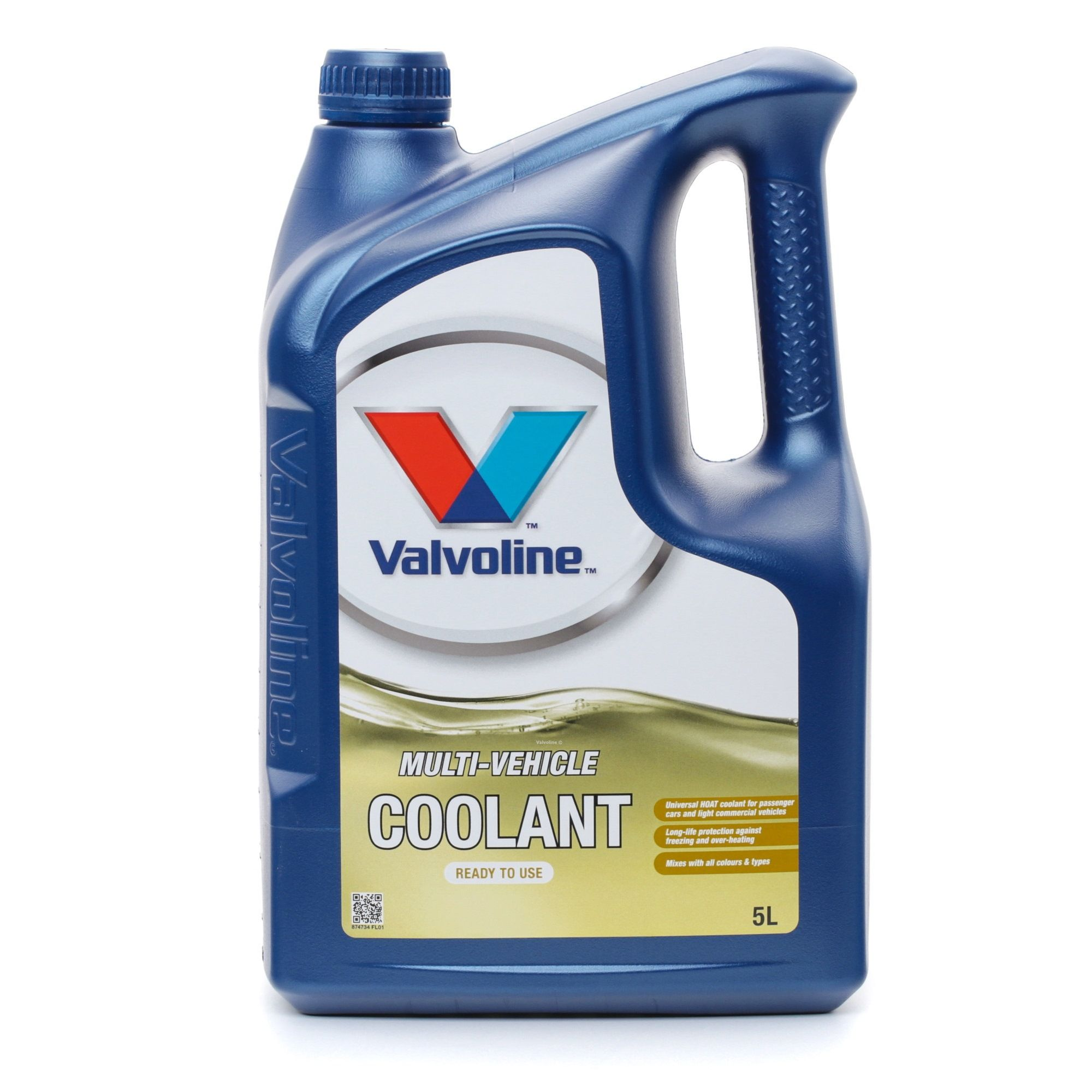 Kühlerfrostschutzmittel Valvoline 874734