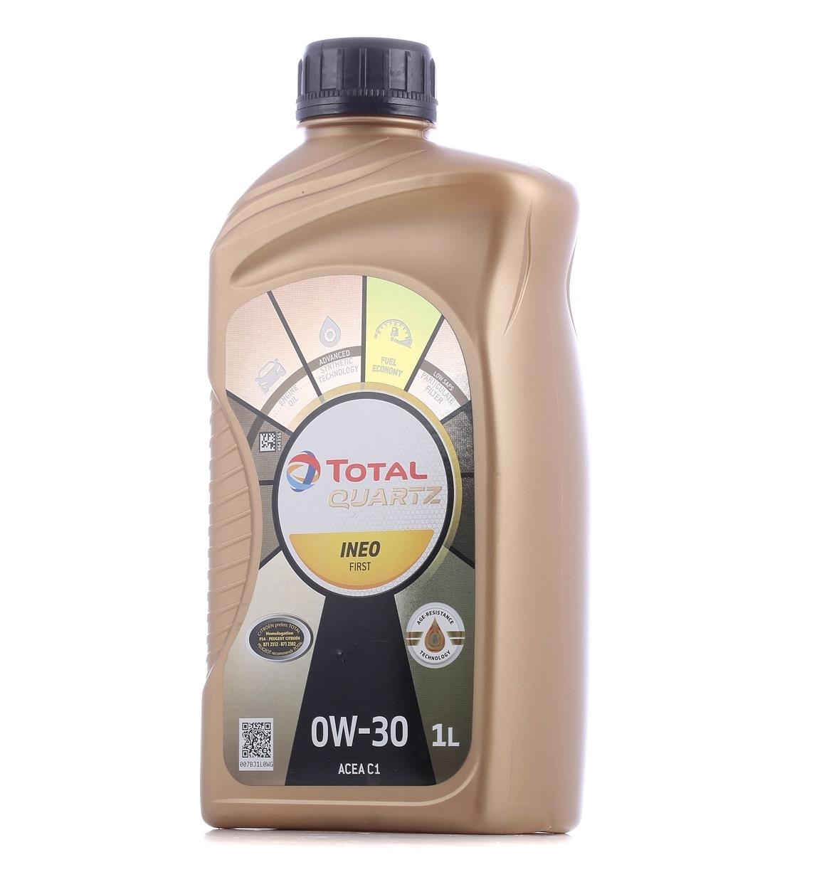 183103 TOTAL Motoröl - online kaufen
