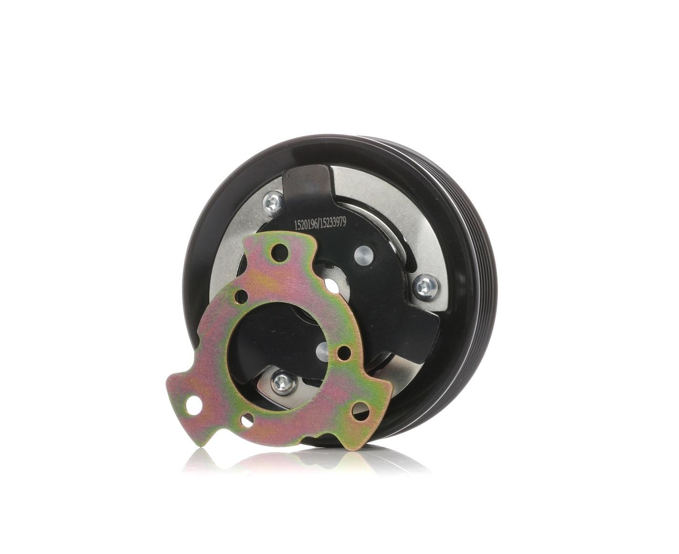 RIDEX: Original Magnetkupplung Klimakompressor 1236M0015 ()