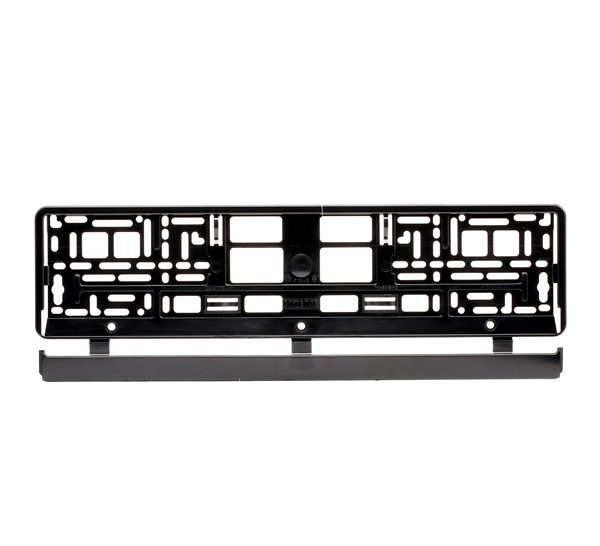 93-001 Number plate surrounds Black from VIRAGE at low prices - buy now!