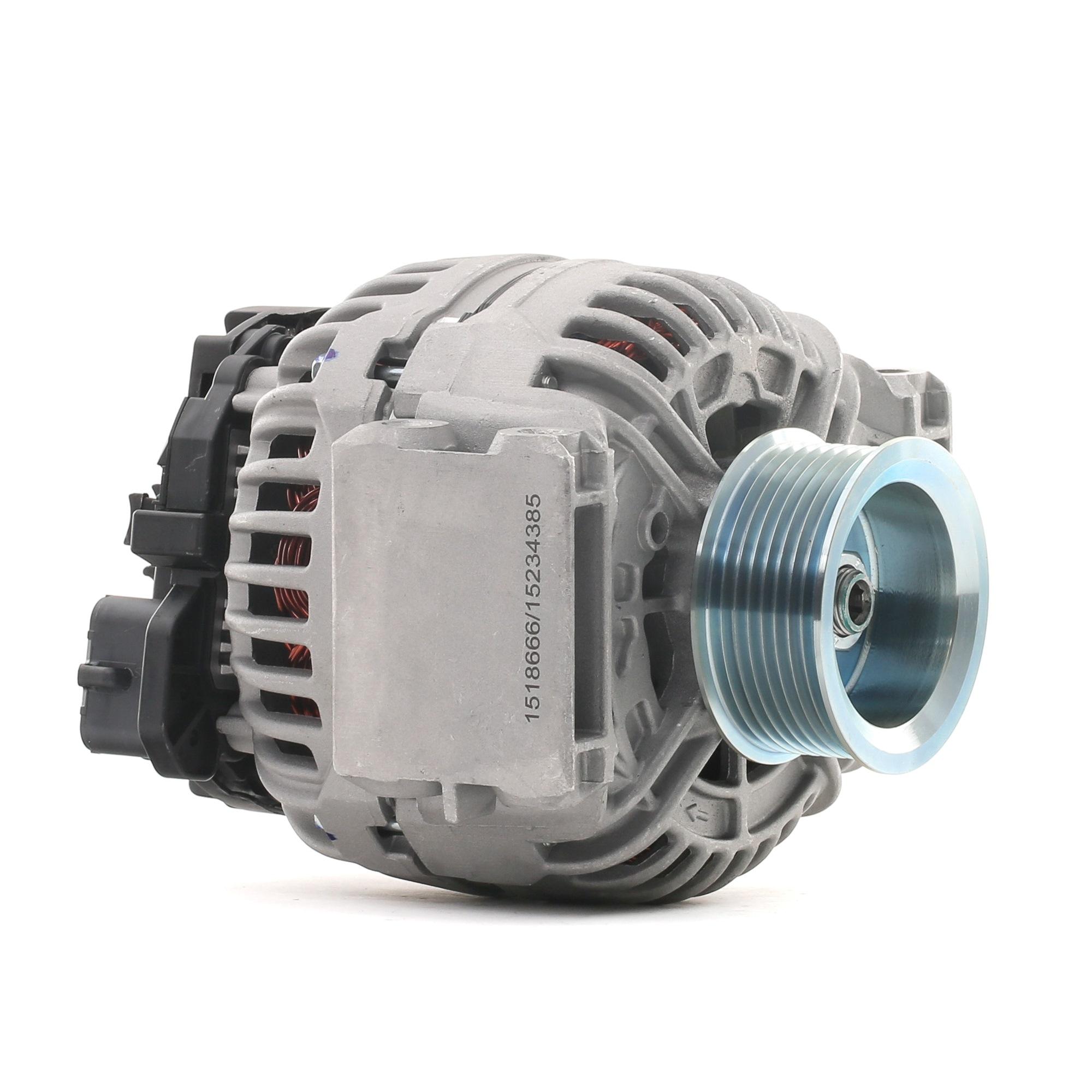 RIDEX Alternator do SCANIA - numer produktu: 4G0933