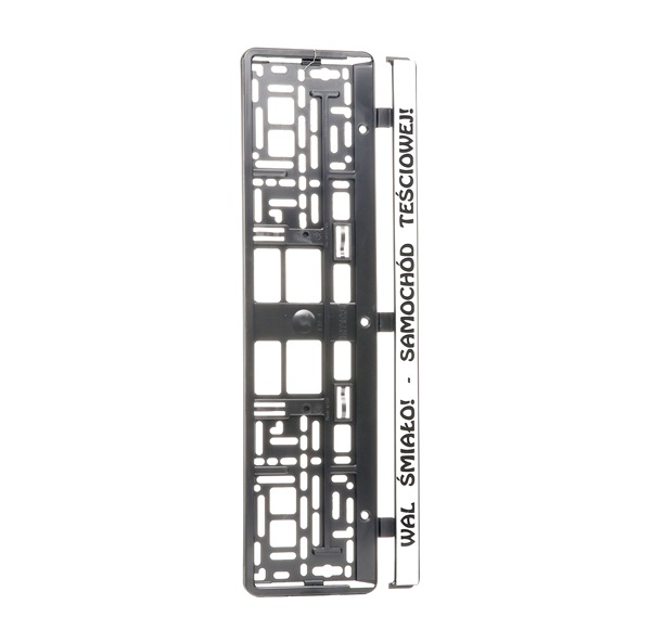 93-002 Licence plate holder from VIRAGE at low prices - buy now!
