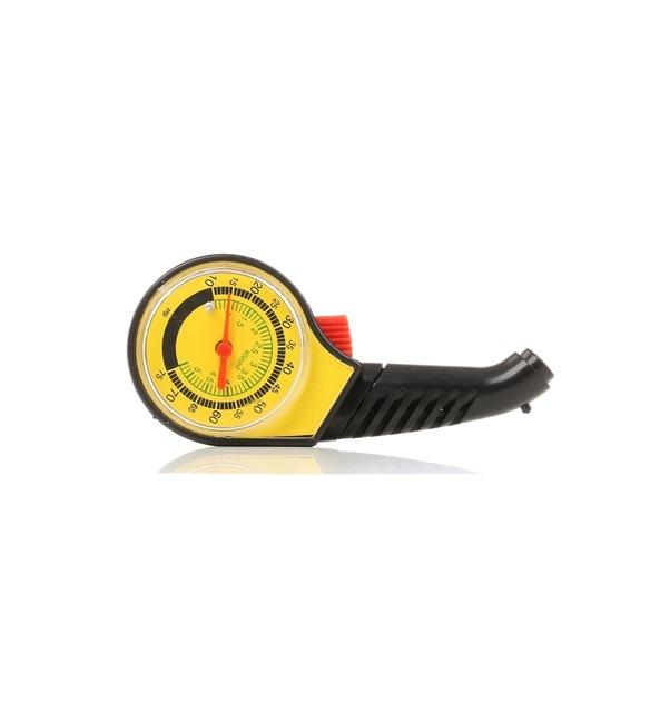 VIRAGE 93-009 Reifenluftdruckmessgeräte Messbereich bis: 5.5bar, Messbereich von: 0.0bar, pneumatisch reduzierte Preise - Jetzt bestellen!