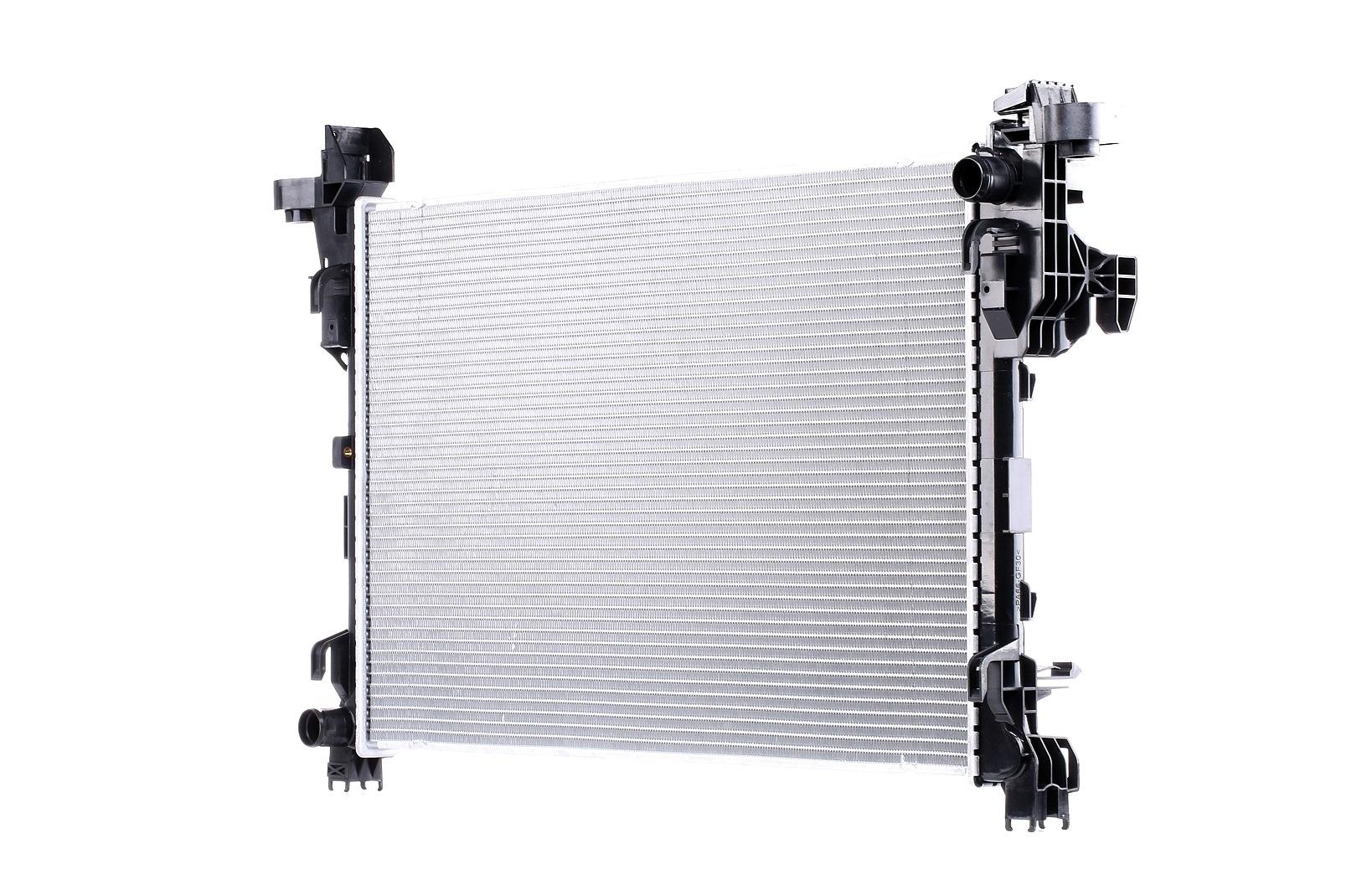 RIDEX: Original Kühlmodul 470R0857 (Netzmaße: 750x480x26)