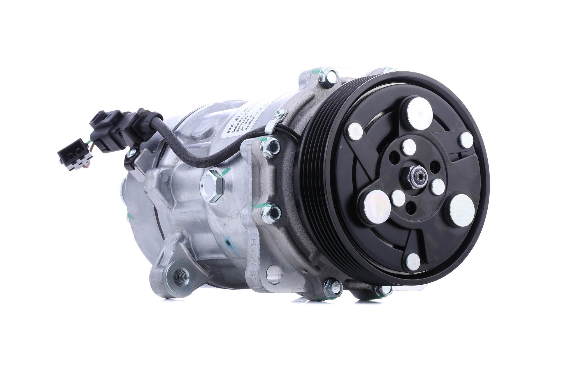 MAHLE ORIGINAL: Original Klimakompressor ACP 191 000S (Riemenscheiben-Ø: 119mm)