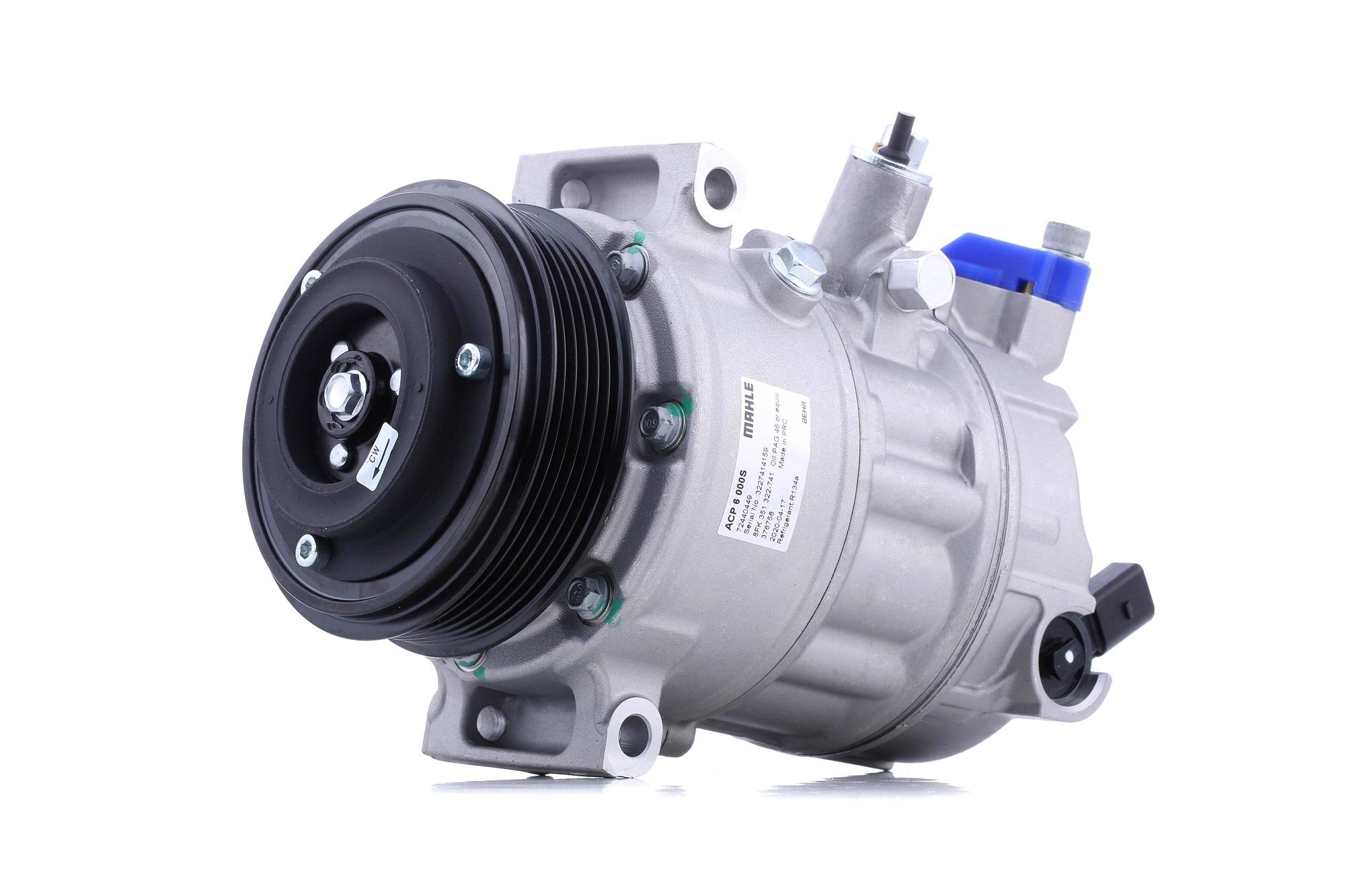 Original LEXUS Kompressor Klimaanlage ACP 6 000S