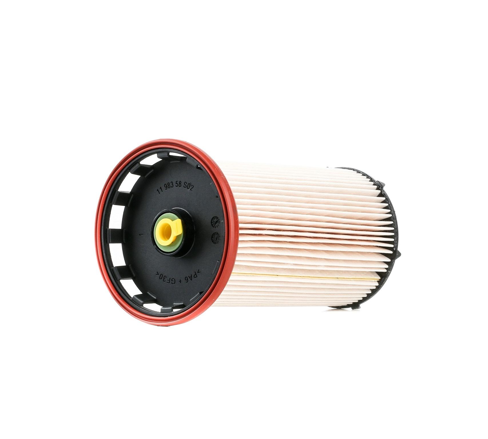 Palivový filtr PU 8028 s vynikajícím poměrem mezi cenou a MANN-FILTER kvalitou
