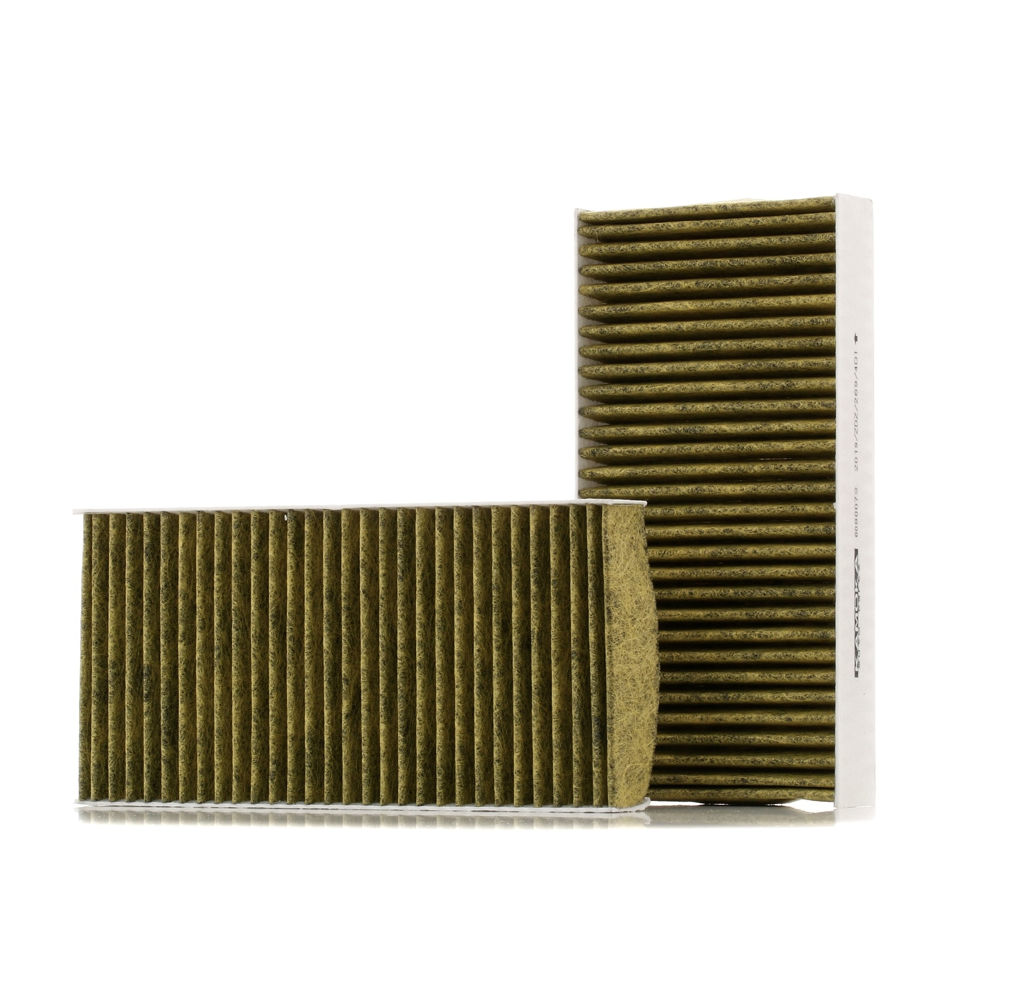 KAMOKA: Original Kfz-Klimatisierung 6080073 (Breite: 115mm, Höhe: 33mm, Länge: 233mm)