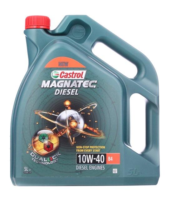 economico 10W 40 Olio motore - 4008177155697 di CASTROL comprare online