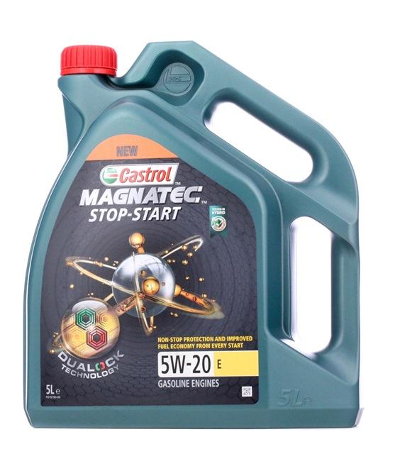 5W 20 Auto Öl - 4008177157356 von CASTROL im Online-Shop billig bestellen