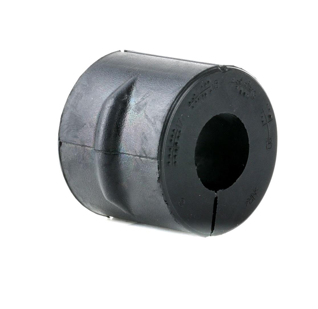 RIDEX Ophæng, stabilisator til MERCEDES-BENZ - vare number: 1334A0142