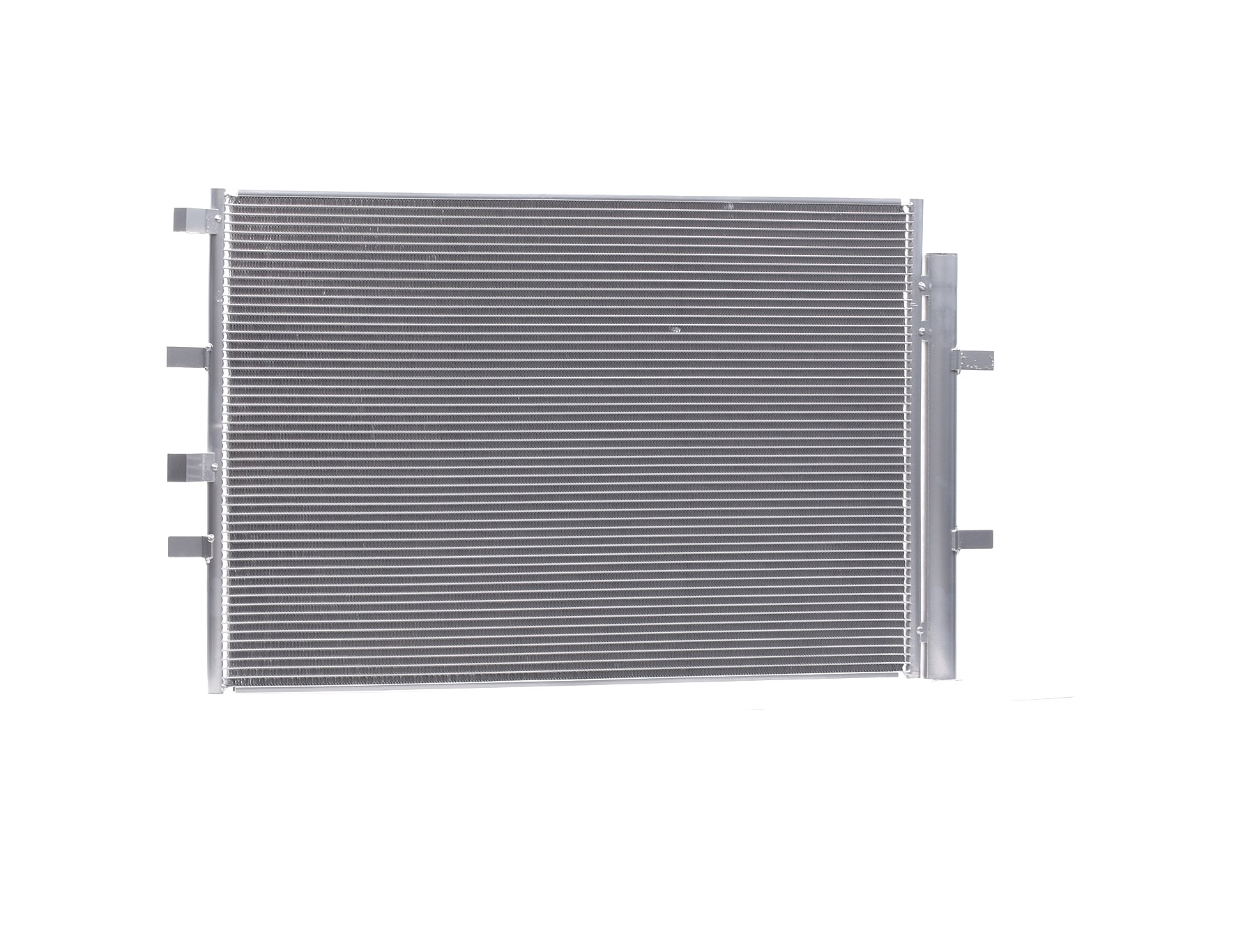 RIDEX: Original Klimakühler 448C0318 (Kältemittel: R 134a, Netzmaße: 717 x 467 x 16 mm)