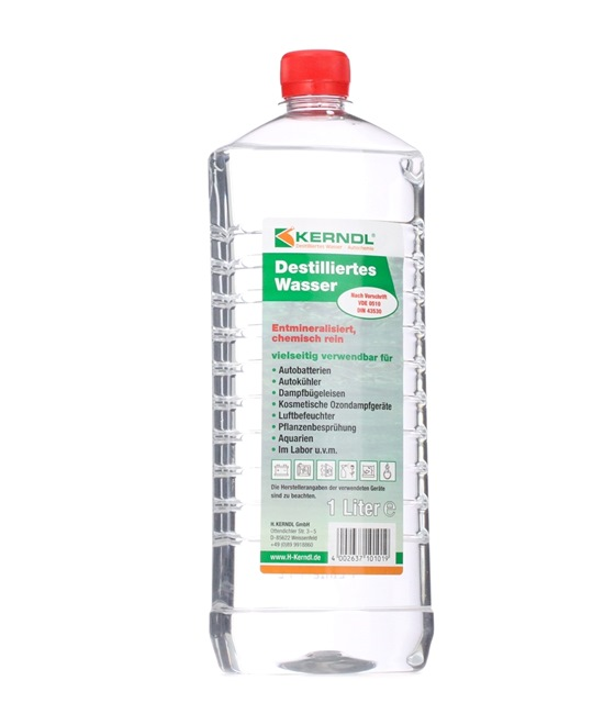 Destilliertes Wasser S10101 1L. Niedrige Preise - Jetzt kaufen!
