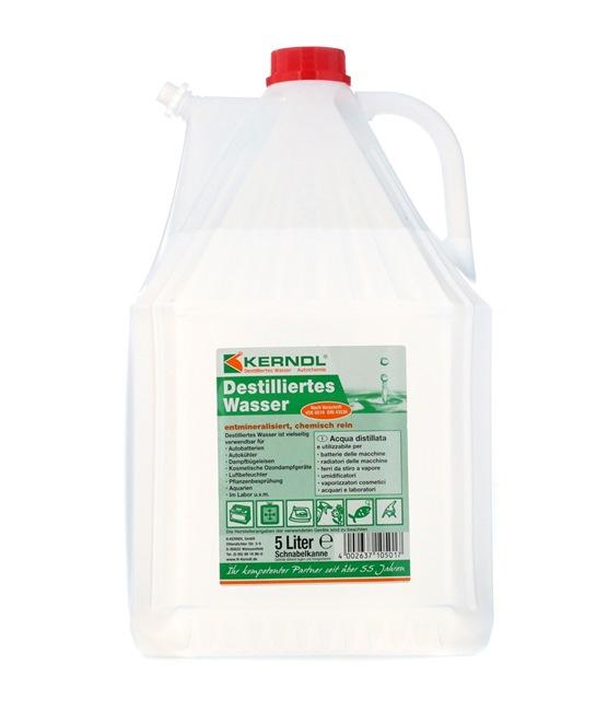 Destilliertes Wasser S10503 5L. Niedrige Preise - Jetzt kaufen!