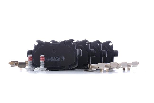 Bremsbelagsatz, Scheibenbremse SKBP-0012035 — aktuelle Top OE 1K0698451G Ersatzteile-Angebote