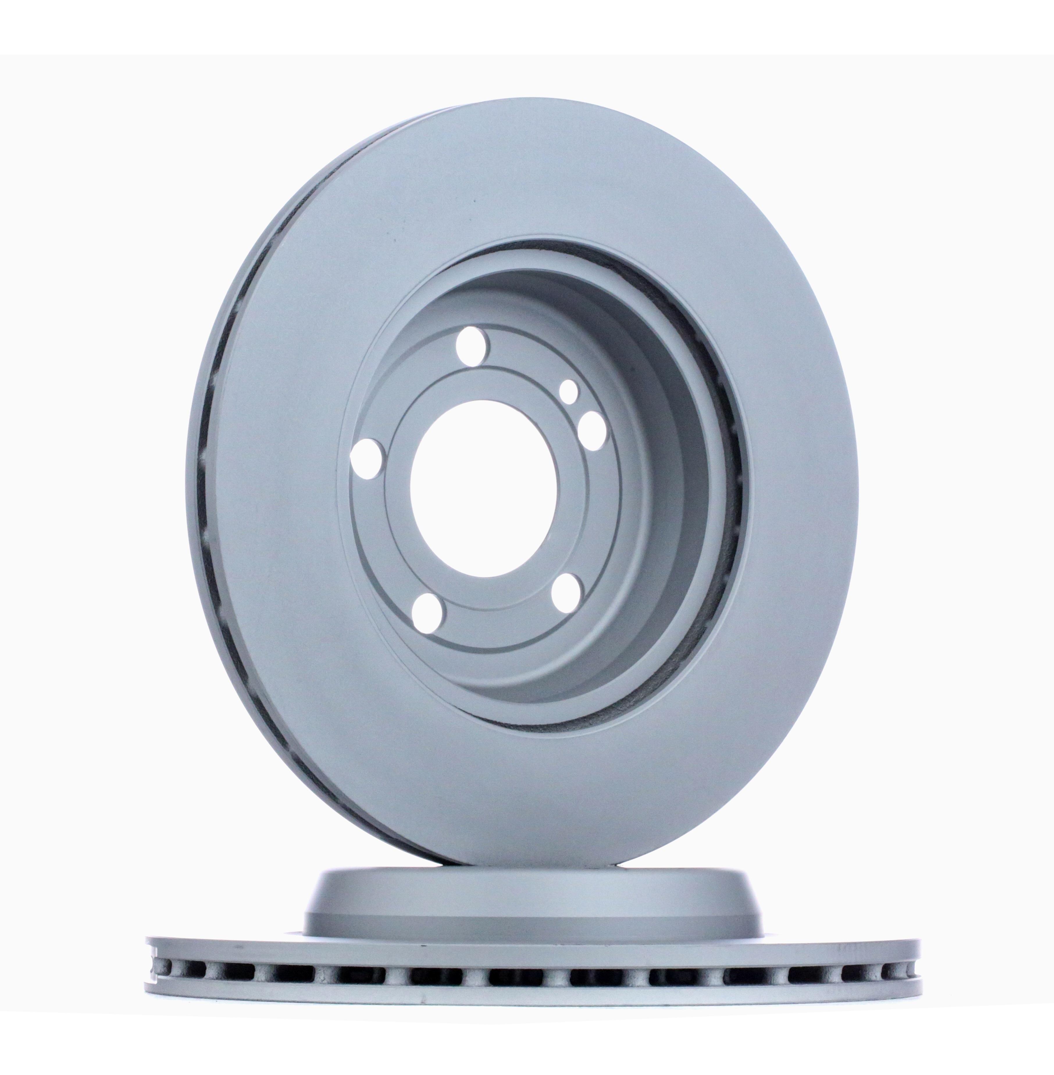 Set dischi freni 24.0122-0302.1 con un ottimo rapporto ATE qualità/prezzo