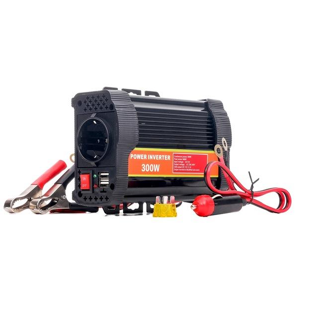 4318A0002 Elektrické převodníky 300W, se zásuvkou pro zapalovač od RIDEX za nízké ceny – nakupovat teď!