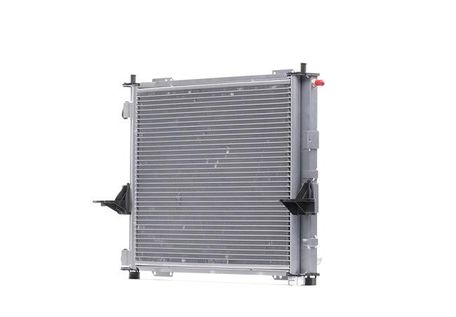 RIDEX 2668C0010 : Radiateur d'eau pour Twingo c06 1.2 2006 58 CH à un prix avantageux