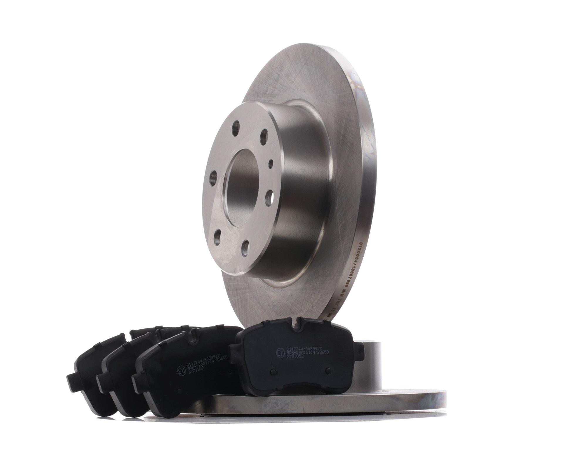 STARK: Original Bremsen Kit SKBK-10990435 (Bremsscheibendicke: 16mm)